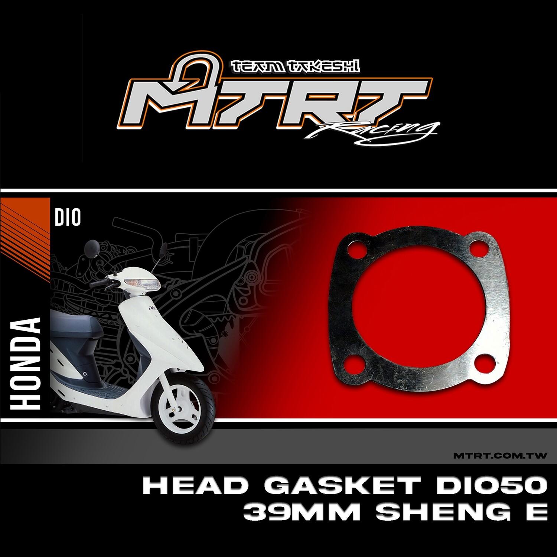 HEAD GASKET   DIO50 39mm SHENG E Main Fe3