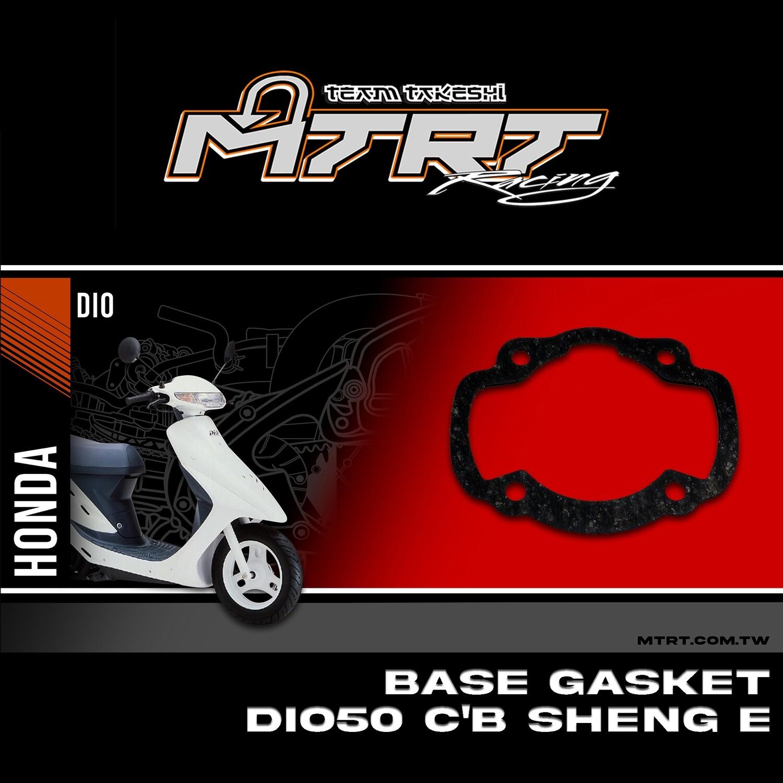 BASE GASKET DIO50 SHENG E