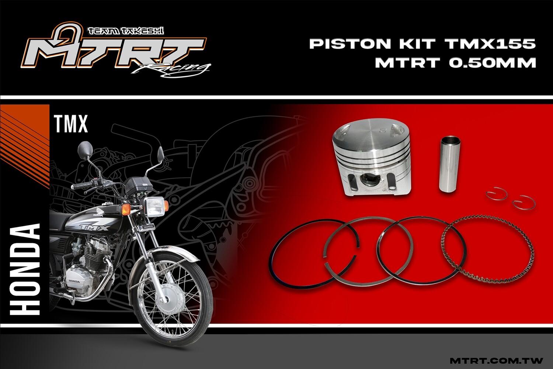 PISTON KIT TMX155 MTRT 0.50mm
