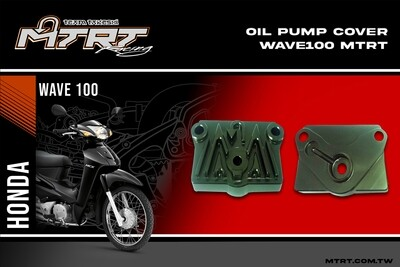 OIL PUMP Cover WAVE100  MTRT
