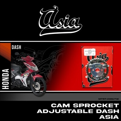 CAM SPROCKET Adjustable DASH ASIA
