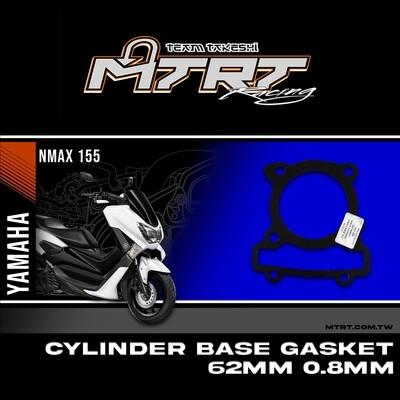 CYLINDER BASE GASKET 62MM 0.8MM NMAX