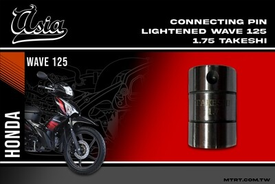 CONNECTING  PIN Lightened WAVE125 1.75 WAVE125 TAKESHI