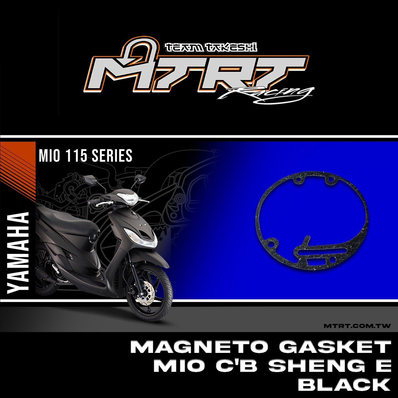 MAGNETO GASKET MIO,CYGNUS CB SHENG E BLACK