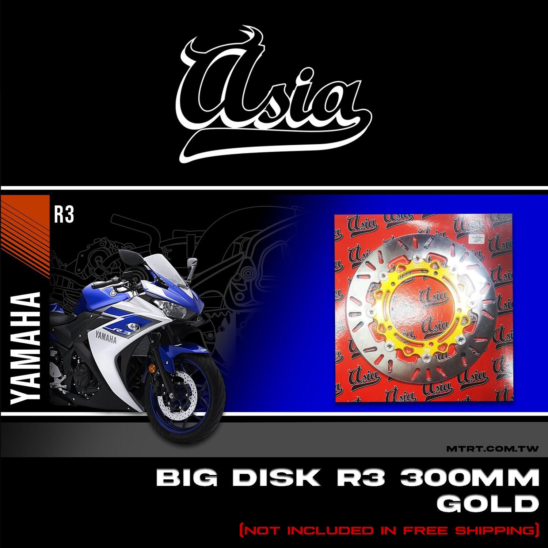 BIG DISK 300MM GOLD