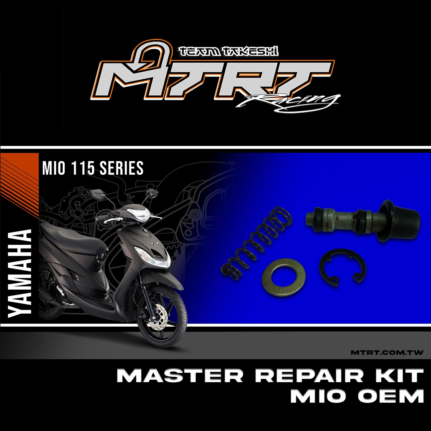 MASTER REPAIR KIT MIO  DS