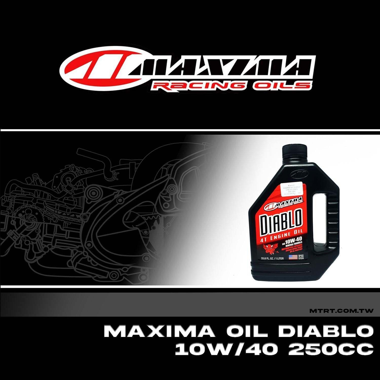 MAXIMA OIL DIABLO 10W40