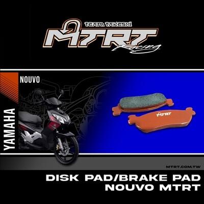 DISK PADBRAKE PAD Nouvo/X1 MTRT