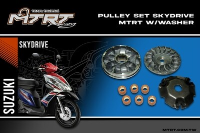 PULLEY SET SKYDRIVE MTRT washer
