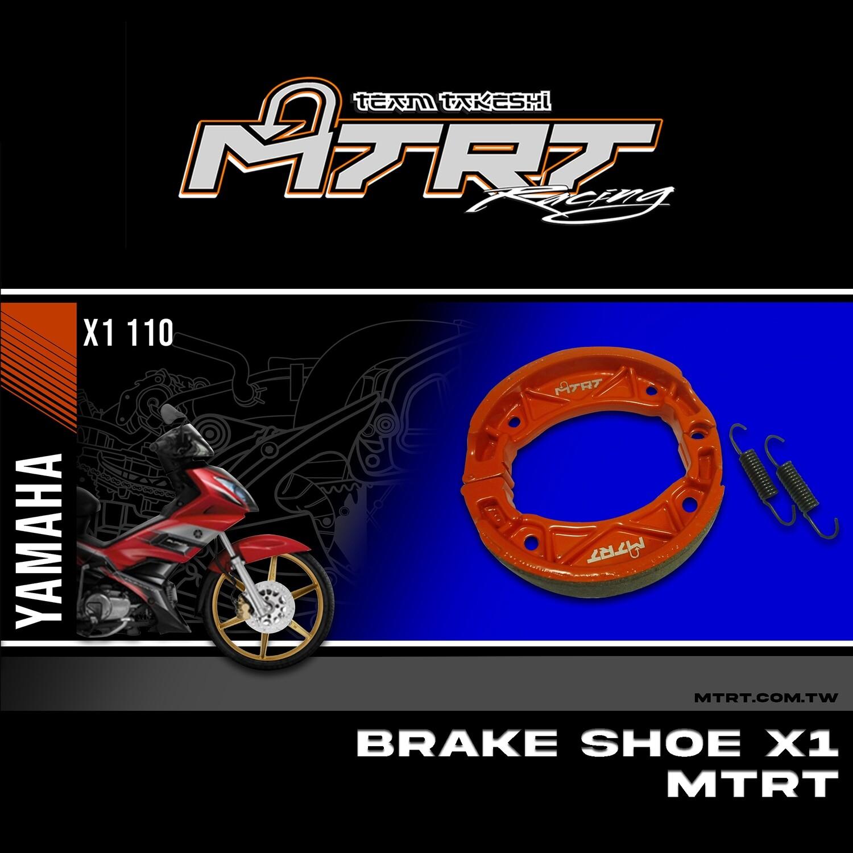 BRAKESHOE X1 MTRT