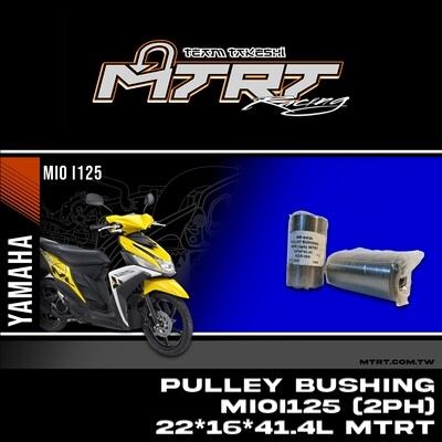 PULLEY BUSHING  MIOi125 (2PH) 22x16x41.4L MTRT
