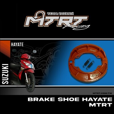 BRAKE SHOE Hayate STEPSkydrive  MTRT