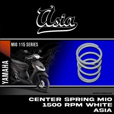 CENTER SPRING  MIO 1500RPM  ASIA WHITE ASIA 4th 1-Main Ge3