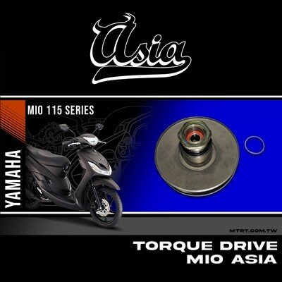 TORQUE DRIVE MIO ASIA