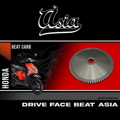 DRIVE FACE  BEAT ASIA