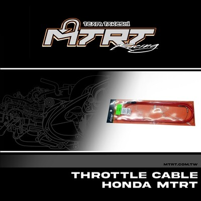 THROTTLE CABLE HONDA MTRT