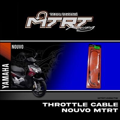 THROTTLE CABLE NOUVO WAVE125 SNIPER XRM  MTRT