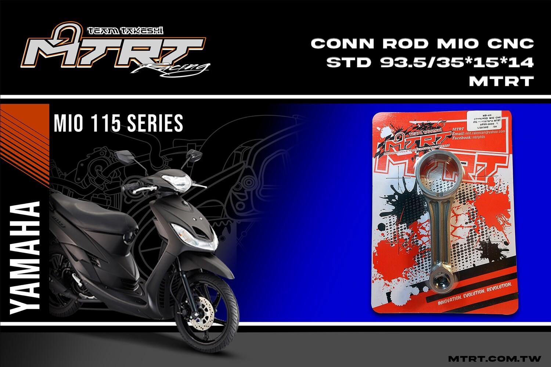 CONN ROD MIO CNC STD 93.5/35*15*14 MTRT