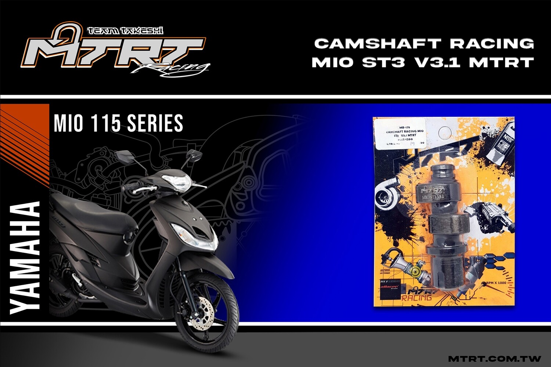 CAMSHAFT RACING MIO ST3 V3.1 MTRT