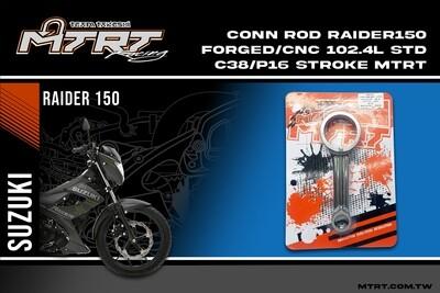 CONN ROD Forged/CNC102.4L C38/P16 stroke