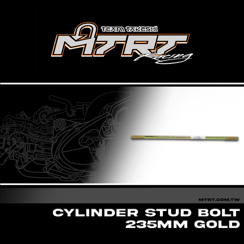 CYL. STUD BOLT 235MM GOLD