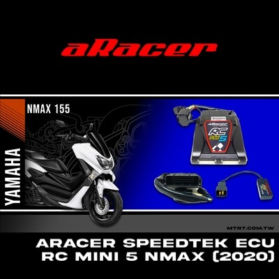 ARACER speedtek ECU RC Mini 5 NMAX(2020) WITH EASY JOINT