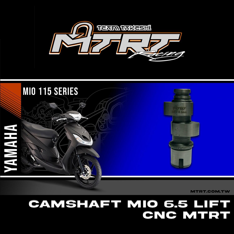 CAMSHAFT MIO 6.5 LIFT CNC MTRT