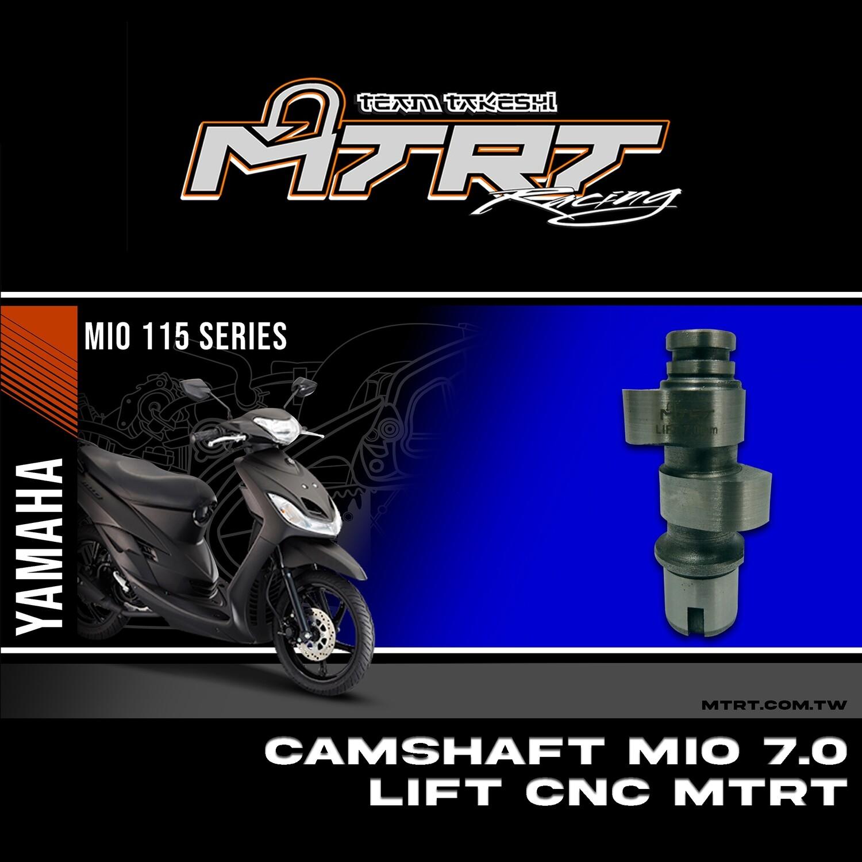 CAMSHAFT MIO 7.0 LIFT CNC MTRT