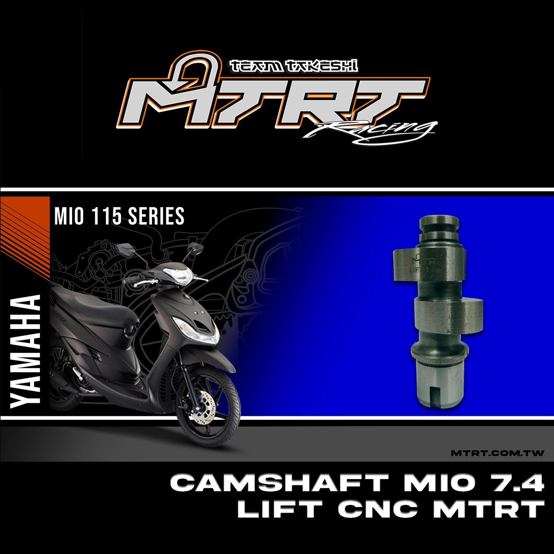 CAMSHAFT MIO 7.4 LIFT CNC MTRT