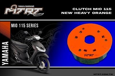 MIO CLUTCH HEAVY ORANGE MTRT