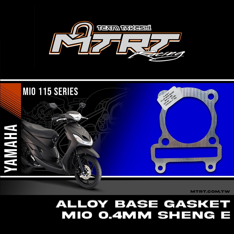 Alloy Base Gasket  Mio  0.4mm
