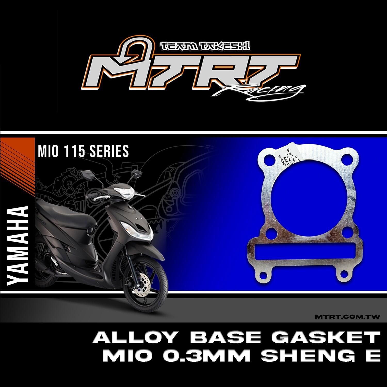 Alloy Base Gasket  Mio  0.3mm