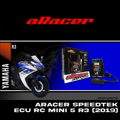 Aracer Speedtek ECU RC Mini 5 R3(2019)