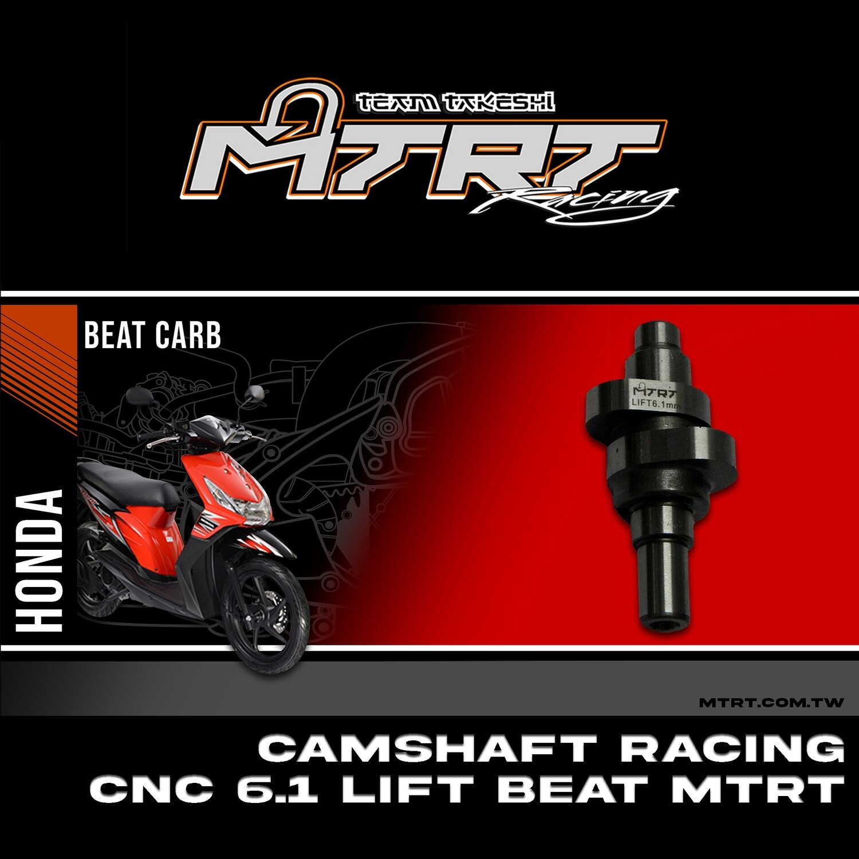 CAMSHAFT RACING CNC 6.1 BEAT MTRT