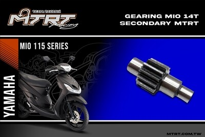 GEARING  MIO  14T secondary  MTRT W-20C