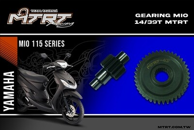 GEARING  MIO  14T/39T  MTRT
