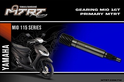 GEARING  MIO  16T  Primary MTRT