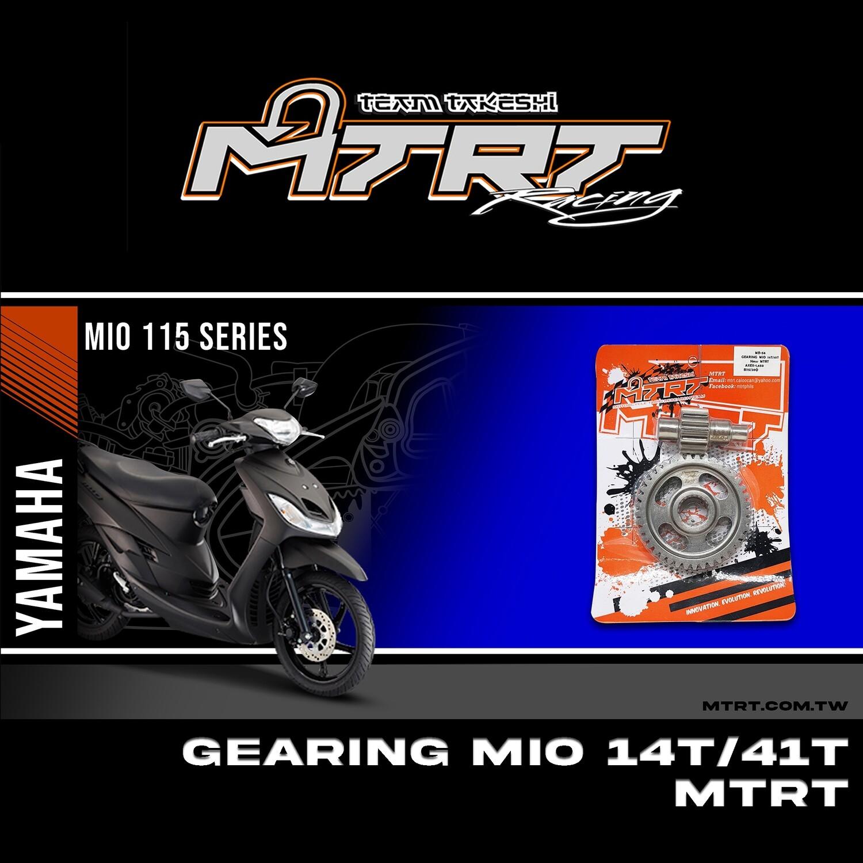 GEARING  MIO  14Tx41T