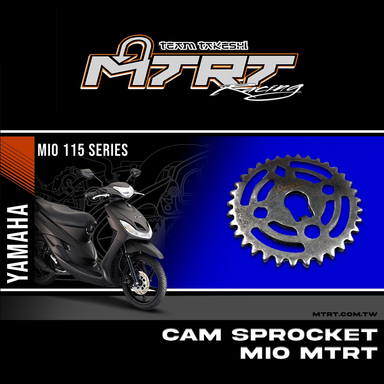 CAM SPROCKET MIO MTRT