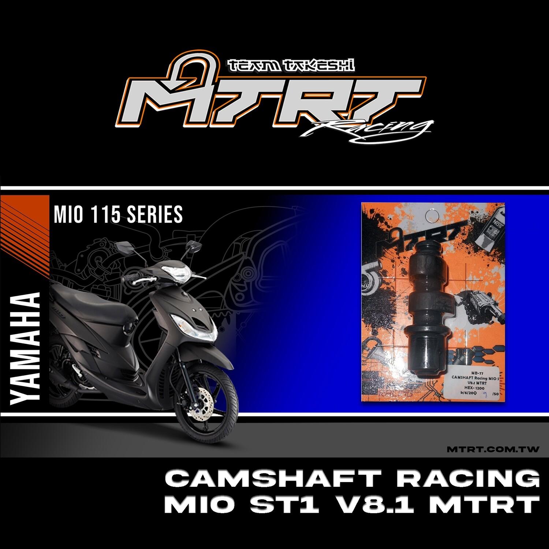 CAMSHAFT Racing MIO ST1 V8.1 MTRT