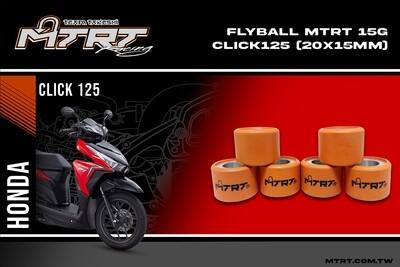 FLYBALL  MTRT  Click125DinkStepRV  15G (20x15mm)