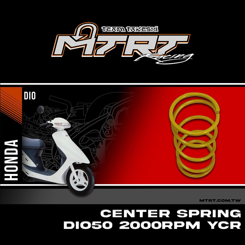 CENTER SPRING DIO50 2000RPM YCR