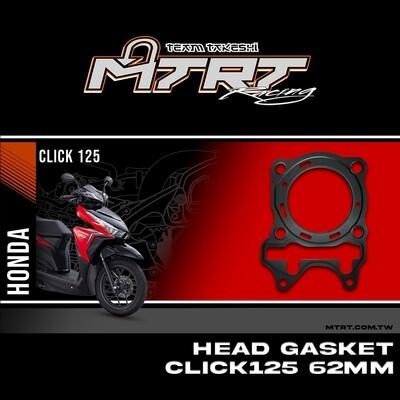 HEAD GASKET CLICK125 62MM (A)