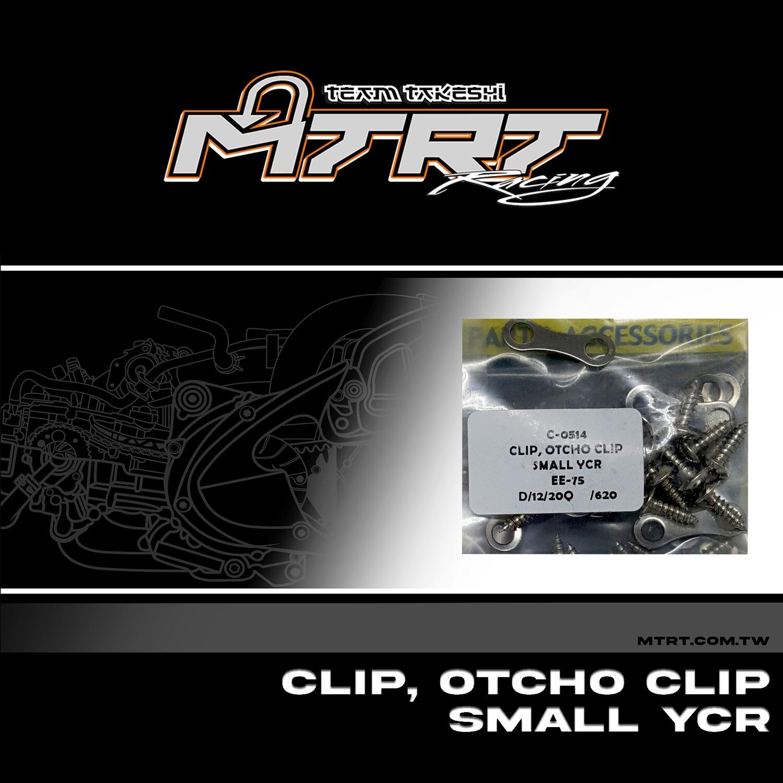CLIP OTCHO CLIP SMALL YCR