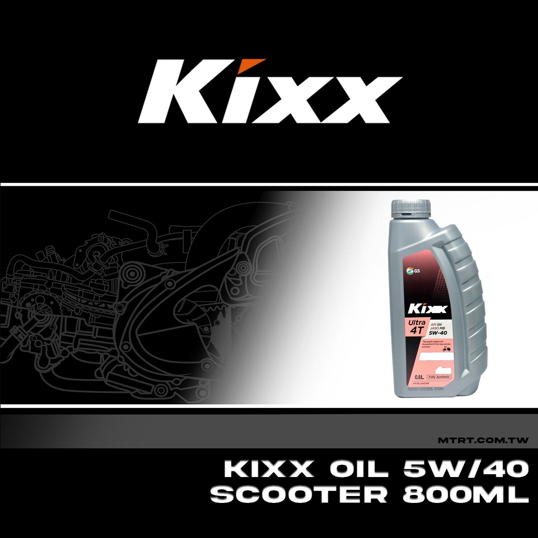 KIXX OIL 5W40 SCOOTER 800ML