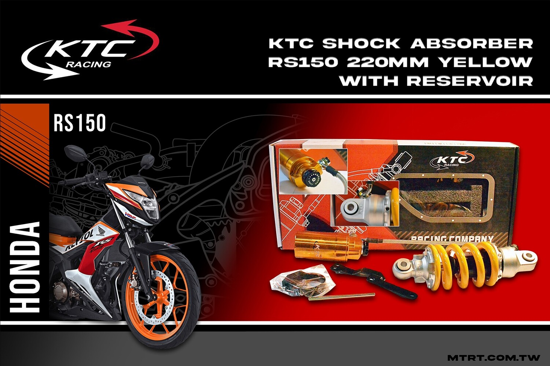 KTC SHOCK Absorber RS150/SONIC