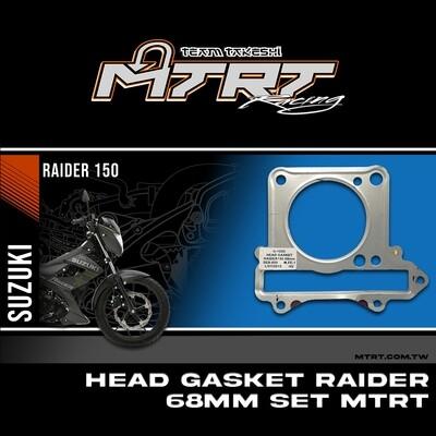 HEAD GASKET RAIDER 150 68MM