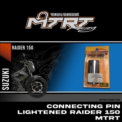 CONNECTING  PIN Lightened RAIDER150 MTRT