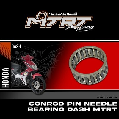 CONROD PIN Needle BEARING DASH MTRT