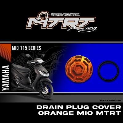 COVER , DRAIN PLUG ORANGE MIO MTRT